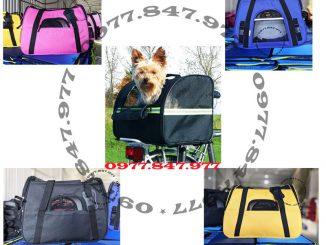 sản xuất túi vận chuyển chó mèo