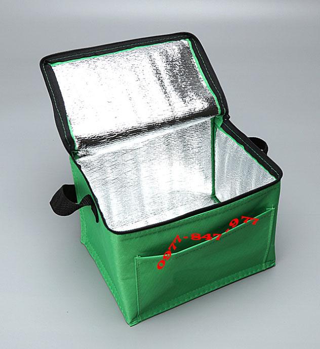 Mặt trong túi giữ nhiệt-xốp cách nhiệt