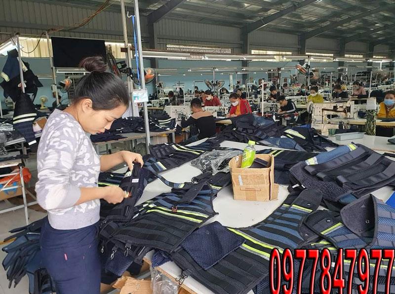 Nhà máy sản xuất balo tại Thanh Hóa